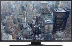 "Samsung - 55"" Class (54.6"" Diag.) - LED - 2160p - Smart - 4K Ultra HD TV - Black - UN55JU6500FXZA - Best Buy"