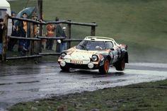 Markku Alen - Ilkka Kivimaki 34th Lombard RAC Rally 1978 (Lancia Stratos)