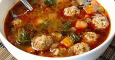 Dit is misschien wel de lekkerste soep die ik ooit heb gemaakt. ½ theelepel knoflookpoeder. Dit recept is voor een flinke pan minestrone soep