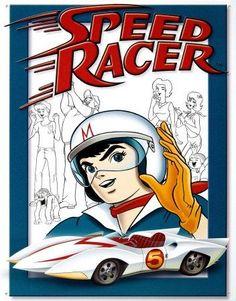 Speed Racer, 1970's