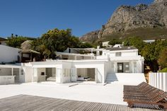 Thank you for considering Two Views villa for your stay in Camps Bay, Cape Town. Book with Us for the Lowest Rates available online, guaranteed! Mountain View, Cape Town, South Africa, Beach House, Villa, Camping, Mansions, Luxury, House Styles