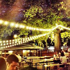 The Pharmacy Burger Parlor & Beer Garden in East Nashville