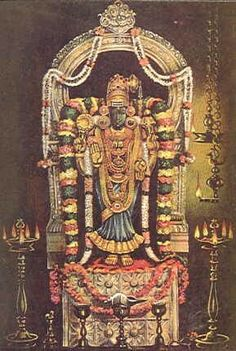 """Abirami Andhadhi The songs come under a class of Tamil poetry called """"Andhaathi"""". Andhaathi means, the next poem should start with the e. Bhagavata Purana, Hindu Culture, Shiva Shakti, Durga Maa, Tanjore Painting, Gods Grace, Divine Grace, Divine Mother, Indian Gods"""