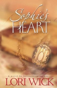 Sophies Heart by Lori Wick .. reading it now and I love it!