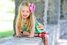 This sweetheart's name is Kassidy. Down syndrome awareness month ♥