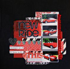 New+Ride - Scrapbook.com