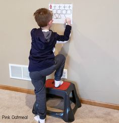 A great seclection of balance exercises for kids including pictures and videos. I love the balance activities that include games! Occupational Therapy Activities, Pediatric Physical Therapy, Pediatric Ot, Physical Activities, Gross Motor Activities, Indoor Activities For Kids, Gross Motor Skills, Adapted Physical Education, Motor Planning