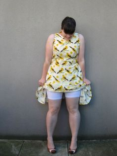 """Don't know about you, but Summer skirts = fat thigh """"chub rub."""" Here are some tricks to avoid the chafing."""