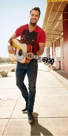 Luke Bryan- country music is by far the best. Don't argue. You know I'm totally right.
