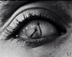 """Quando si dice: """"mi intrappolato nel suo sguardo"""""""