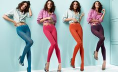 #WomensLeggingsTights #WomensLeggings #WomensFashionLeggings #WomensTightsUK #LadiesTightsLeggings Tight Leggings, That Look, Tights, Hot, Clothing, How To Wear, Dresses, Women, Fashion