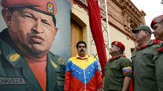 Militares cercanos a Hugo Chávez exigen la renuncia de Nicolás Maduro