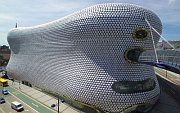 Selfridges, Birmingham, UK, by Jan Kaplicky