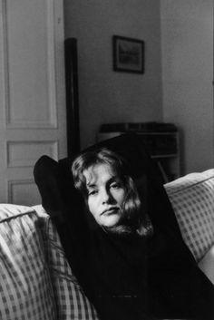 Isabelle Huppert - Henri Cartier-Bresson