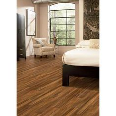 Home Legend Matte Natural Acacia 3/8 In. Thick X 5 In. Wide