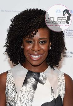 Uzo Aduba Annual Charity Day Hosted Cantor