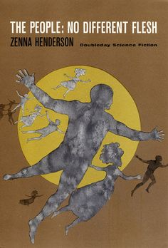 The People No Different Flesh by Zenna Henderson. All her works were short stories or novellas collected together.