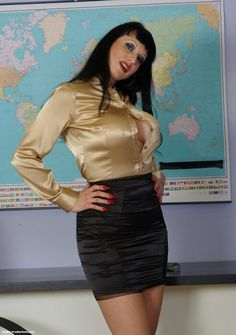 Opinion you trinity satin blouse mature removed