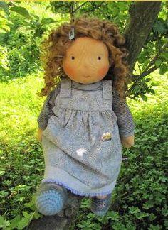 Charlotte Waldorf Doll