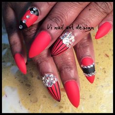 Instagram photo by vinailartdesign #nail #nails #nailart