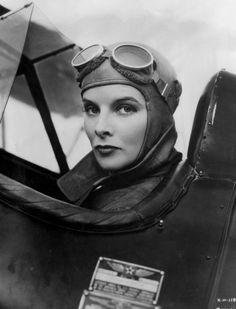 Vintage Portfolio: Katharine Hepburn