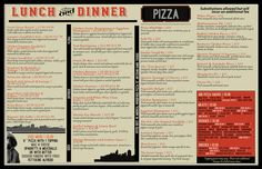 Menu — Welcome to Goodfella's