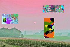 6-11-2055A by Walter Paul Bebirian Digital ~  x