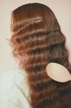 Photographer Isabelle Selby // Model Emily Cross // deep waves in hair Messy Hairstyles, Pretty Hairstyles, Curly Hair Styles, Natural Hair Styles, Editorial Hair, Grunge Hair, Dream Hair, Hair Day, Hair Looks