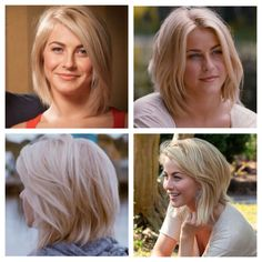 Julianne Hough in Safe Haven hair Safe Haven Hair, Pretty Hairstyles, Bob Hairstyles, Julianne Hough Short Hair, Julianne Hough Safe Haven, Short Hair Cuts, Short Hair Styles, Color Rubio, Corte Bob
