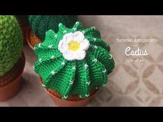 Crochet and Grow Free Crochet Patterns Octopus Crochet Pattern, Crochet Flower Patterns, Crochet Flowers, Tutorial Amigurumi, Amigurumi Patterns, Tutorial Crochet, Crochet Videos, Crochet Toys, Diy Pour Enfants