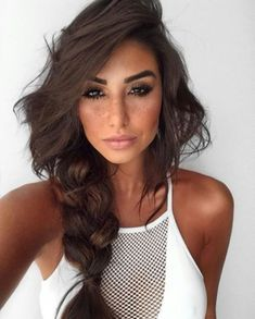 Summer Hair Goals - Looking for Hair Extensions to refresh your hair look instantly? KINGHAIR® only focus on premium quality remy clip in hair. Visit - - for more details Summer Hairstyles, Pretty Hairstyles, Hairstyle Ideas, Wedding Hairstyles, Hairstyles 2018, Braid Hairstyles, Hairstyle Tutorials, Latest Hairstyles, Hair Tutorials