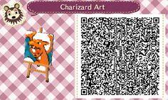 Charizard QR Code by Scarangel999.deviantart.com on @deviantART