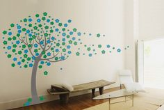 30 Beautiful Wall Art Ideas and DIY Wall Paintings for your inspiration | Read full article: http://webneel.com/wall-art-ideas-diy-wall-paintings | more http://webneel.com/paintings | Follow us www.pinterest.com/webneel