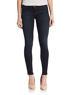 J Brand Super Skinny Jeans 0497163733089 Color Atlantis