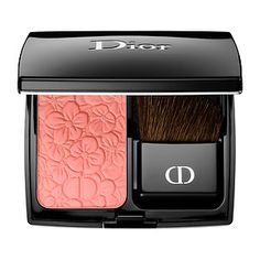 Dior - Diorblush Glowing Gardens Vibrant Color Powder Blush  in 844 Floral Pink #sephora