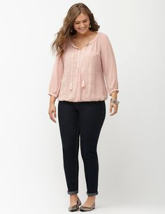 Plus Size Tops & Shirts for Women | Lane Bryant