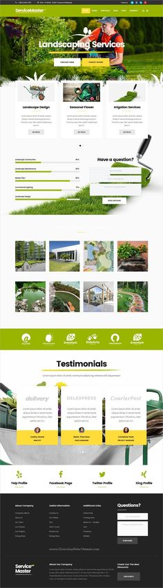 Service master is clean and modern design responsive #WordPress theme for #gardening #landscaping service business websites with 12+ niche homepage layouts download now >> https://themeforest.net/item/service-master-a-multiconcept-theme-for-service-businesses/19762990?ref=Datasata
