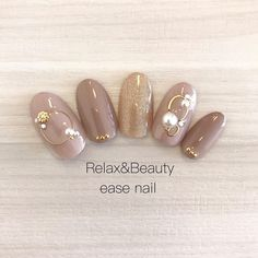 ease nailさんはInstagramを利用しています:「. . 親指の#ワイヤーネイル が 可愛いデザイン❤️🤤 . --------------------------- Relax&Beauty easeでは 一緒に働いていただける ネイルスタッフを募集しています! DMでのご連絡も大歓迎! ☎︎0561-52-0550…」 Get Nails, Love Nails, Hair And Nails, Japanese Nail Design, Japanese Nail Art, Gel Nail Designs, Cute Nail Designs, Japan Nail, Korean Nails