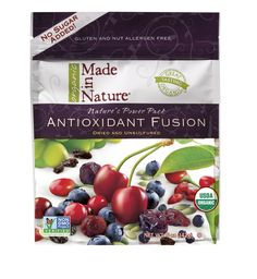 Made In Nature Organic Antioxidant Fusion Blend | Made In Nature