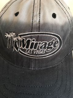 Mirage Las Vegas Baseball Cap Palm Trees Hotel Casino Adjustable Hat Pool New in Clothing, Shoes & Accessories, Men's Accessories, Hats | eBay