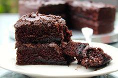 The Best Chocolate Cake Recipe on Yummly