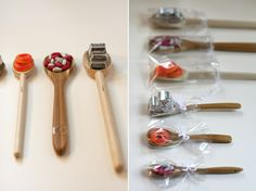 A spoonful of sugar. Put your monogram on the spoon for a wedding favor Different Wedding Ideas, Cute Wedding Ideas, Mary Poppins Halloween, Diy Souvenirs, Mary 1, Sugar Spoon, Partying Hard, Candy Recipes, Wedding Favours