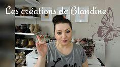 à la découverte de : Les créations de Blandine