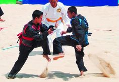 Pencak Silat / martial arts. I Was strongly devoted to this sport at the age from 11 untill my early 20ies