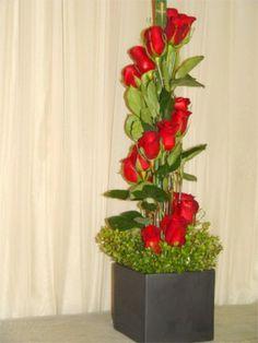 Arreglos & Detalles 008 Rosas de Exportación