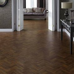 Natural Wood Effect Flooring Tiles and Planks