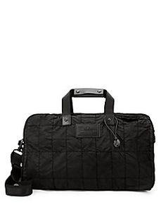 f0c2bd762d99 ... 50% off prada patterned nylon leather utility backpack navy 245.00 men  bag pinterest backpacks navy