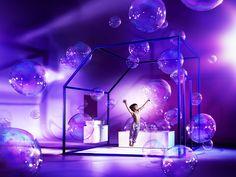 Ideal Bathrooms  #Purple bathroom inspiration