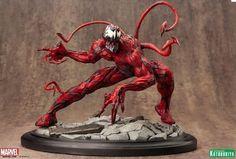 Figurine Carnage - Edition limitée - Collection Kotobukiya Marvel - #Marvel Comics Fine Art