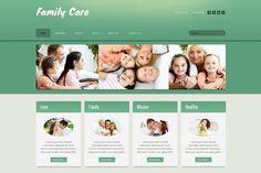 Family Care - Joomla Theme. Joomla Themes. $35.00